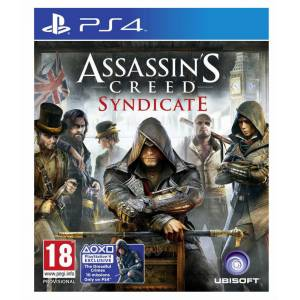 PS4 Assassins Creed Syndicate Special