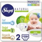 Sleepy Natural 2 Beden 126 Adet