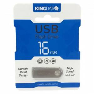 Kıngdata 16gb USB 2.0 Metal Flash Bellek