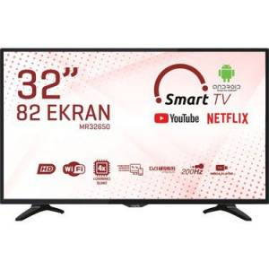 MORIO 32INC 82CM HD UYDU ALICILI SMART ANDROID WIFI WIDI LED TV
