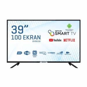 ONVO 39INC 100CM HD UYDU ALICILI SMART ANDROID WIFI WIDI LED TV