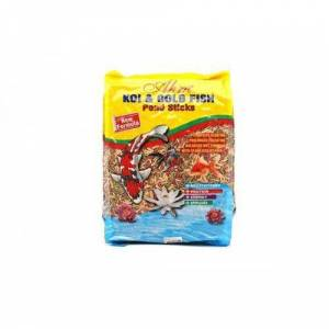 Ahm Koi Goldfish Mix Pond Sticks Balık Yemi 1 Kg