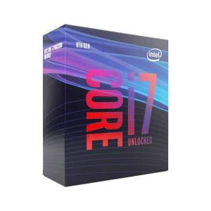 INTEL Coffee Lake i7-9700K 3.6GHz 4.9GHz 12mb 1151Pv2 İşlemci Box (Fansız)