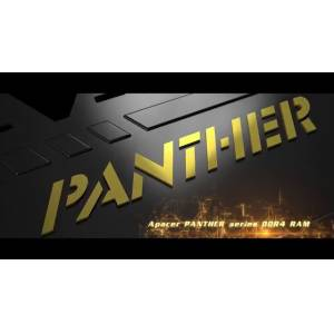 APACER PANTHER-GOLDEN 8 GB 3000 MHZ DDR4 PC RAM