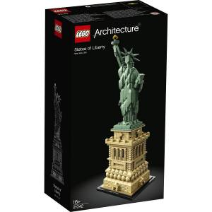 Lego Archıtecture Statue Of Lıberty Lzc21042