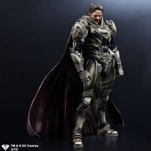 Man Of Steel Play Arts Kai Jor-El