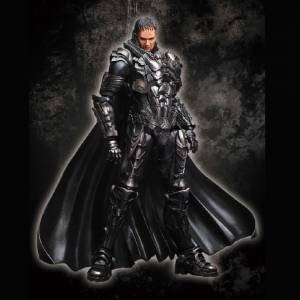 Man Of Steel Play Arts Kai General Zod