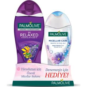 PALMOLIVE SO RELAXED 500ML+250ML MICELLA