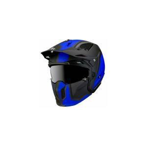 Mt Kask Mt Streetfıgther SV Twın C7 Matt Blue XL BEDEN