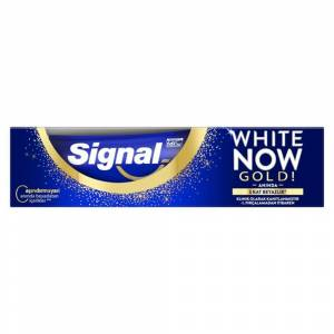 2 ADET Signal White Now GOLD Diş Macunu 75 ml