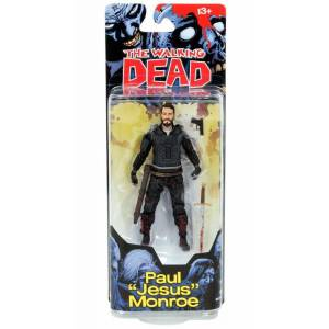 McFarlane - Paul Jesus Monroe - The Walking Dead Comic Series 4 - Action Figür