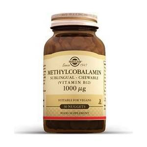 Solgar Methylcobalamin (Vitamin B12) 1000 mcg 30 Tablet