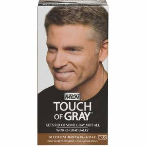 Just For Men Touch Of Gray Saç Boyası T35-Orta Kahve