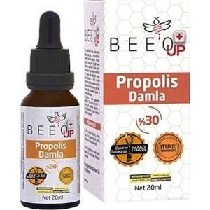 Bee'O Up Propolis %30 Damla 20 Ml 09/2023 Miadlı