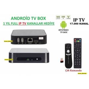 MAGBOX MAJOR ANDROID TV BOX 4.2 TUNERSİZ HD MEDIA PLAYER IP BOX ÇİFT KUMANDALI