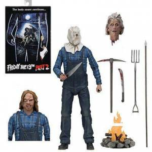 Friday the 13th Part 2: Ultimate Jason Action Figure