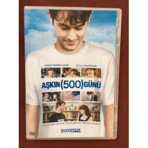 500 Days of Summer DVD - Aşkın 500 Günü DVD