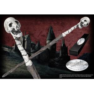 Harry Potter Death Eater's wand Skull Asa