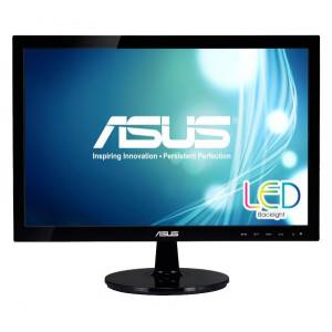 ASUS VS197DE 18.5 5ms HD 1366x768 D-Sub (VGA) TN Monitör