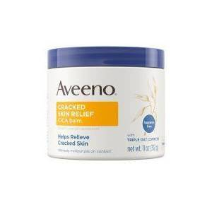 Aveeno Cracked Skin Relief Cica Balm With Triple Oat Complex 312 gr