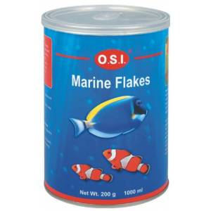 OSI Marine Flakes 1000ml / 200gr.