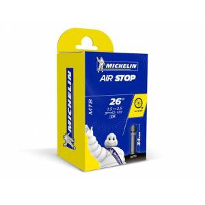 Michelin Air Stop 26x1.5-2.5 Oto Sibop 34mm İç Lastik 202gr