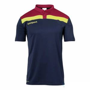 Uhlsport offence polo t-shirt