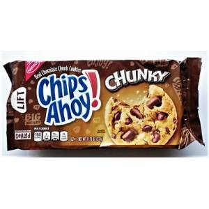 Nabisco Chips Ahoy Chunky Cookies 333 Gr.