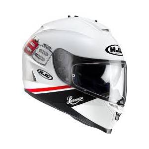 HJC IS17 LORENZO 99 MC 10 HJC KASK KAPALI KASK
