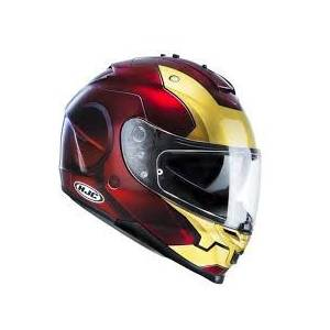 HJC KASK IS17 IRONMAN MC1 MOTOSİKLET KASKI