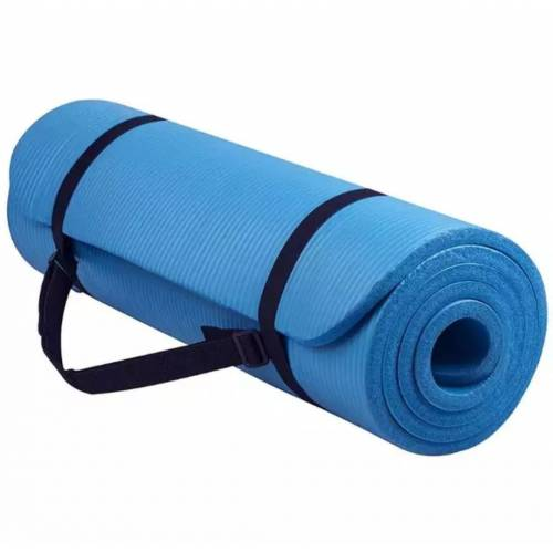 Max-Tech 15 mm Pilates Minderi & Yoga Mat