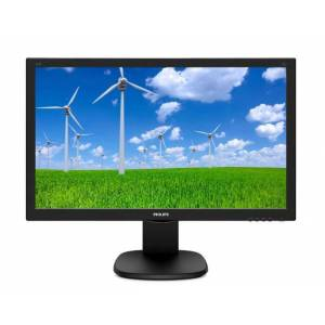 PHILIPS 243S5LHMB-00 23,6 1920x1080 1ms 60Hz HDMI Siyah Monitör