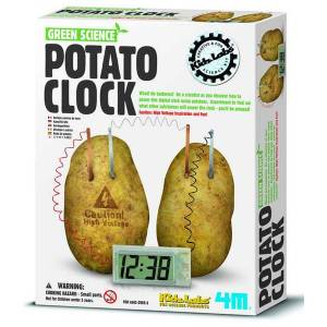 4M Patato Clock / Patates saati 3275  4M