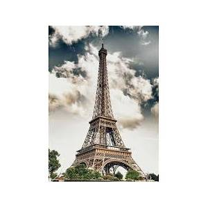 KS Puzzle 1000 Parça Eiffel Tower Sally Curtis