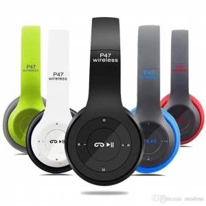 UFOTECH P47 EXTRA BASS WIRELESS BLUETOOTH KULAKLIK 5.0+EDR