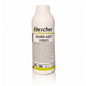 Forscher 1 Kg Borik Asit Technical Grade Powder H3BO3