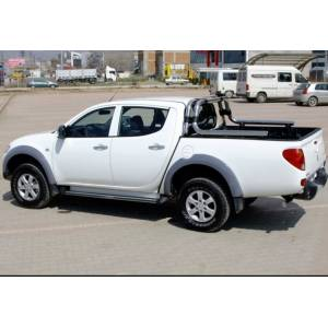 L200 / TRITON / MITSUBISHI / 2006  Double Roll Bar Q70 Krom