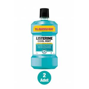Listerine Coolmint 1000 X 2 Adet