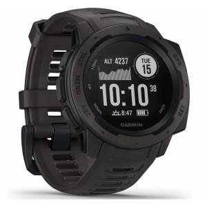 Garmin Instinct -Outdoor Watch with GPS Features GLONASS and Galileo - Heart Rate Monitoring SİYAH