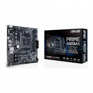 ASUS PRIME A320M-K DDR4 S+GL AM4 MATX ANAKART
