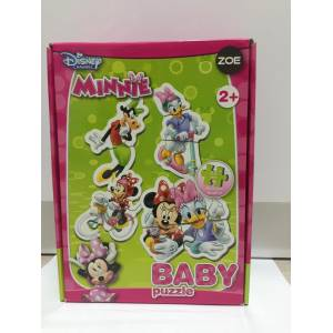 Disney Minnie Mouse Baby Puzzle