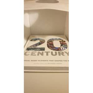 Kitap - 20th Century Visual guide to events that shaped the world - Richard Overy