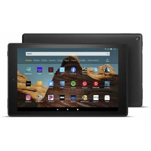 Amazon Fire HD 10 2GB 10.1 1080p Full HD display 32GB Siyah Tablet