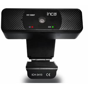 (OUTLET) Inca ICH-3413 1080P Full HD 2MP PC Webcam Kamera
