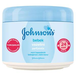 Johnsons Baby Vazelin Parfümsüz 100 ml