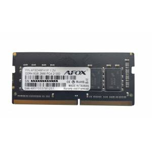 AFOX AFSD48FH1P 8GB 2666MHZ CL19 1.2V DDR4 NOTEBOOK RAM