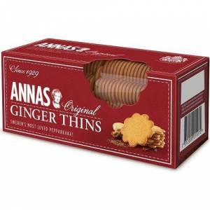 Lotus Annas Ginger Thins Kurabiye 150 gr