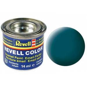 Revell Sea Green Mat 14 ml Maket Boyası