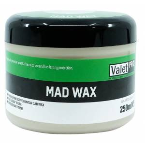 Valet Pro Katı Cila - Mad Wax 250ml