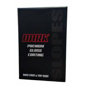 Slopes Dark Premium Glass Coating  Çift Kat Seramik Kaplama